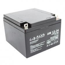 Сколько стоит Аккумуляторная батарея ALVA AW12-24