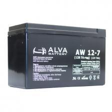 Сколько стоит Аккумуляторная батарея ALVA AW12-7