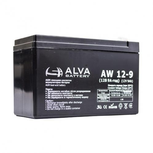 Аккумуляторная батарея ALVA AW12-9