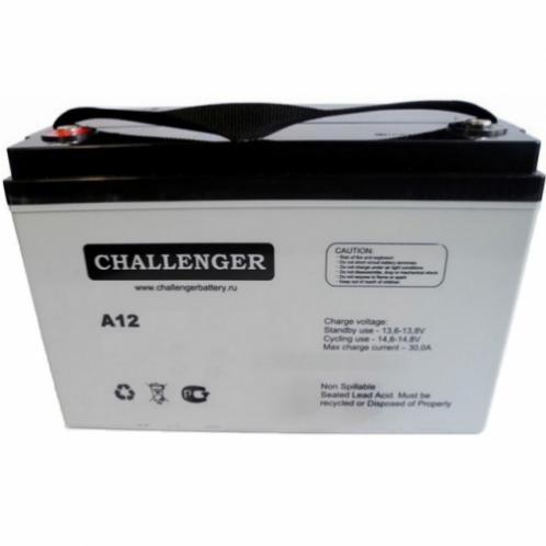 Акумуляторна батарея Challenger А12-65