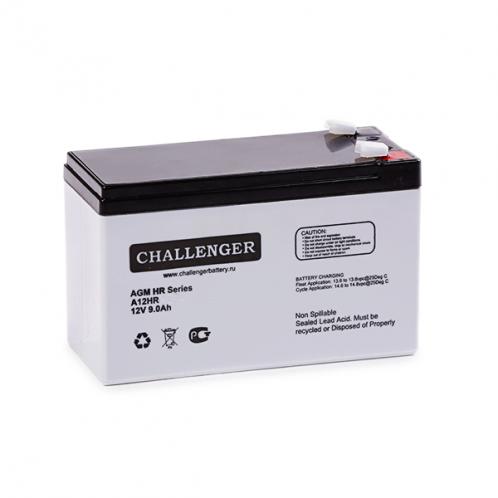Акумуляторна батарея Challenger А12HR-22W 12 В, 5,5 А/г, AGM