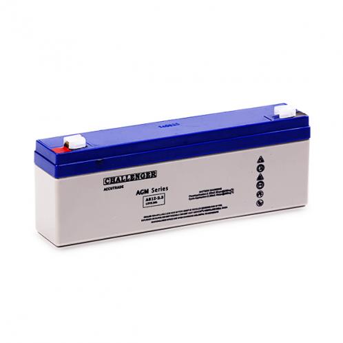 Акумуляторна батарея Challenger АS12-2.3 12В 2,3 А/г AGM
