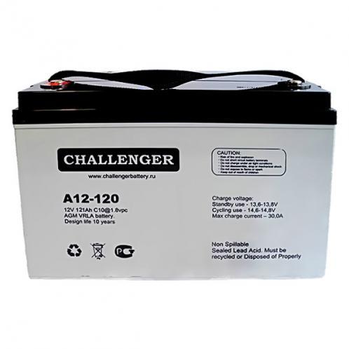 Аккумуляторная батарея Challenger А12-120