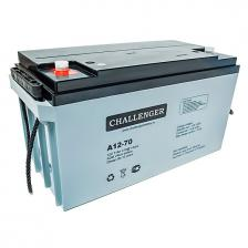 Сколько стоит Аккумуляторная батарея Challenger А12-70