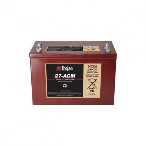 Акумуляторна батарея Trojan 27 AGM