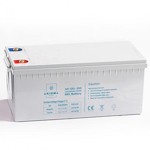 Аккумуляторная батарея AXIOMA ENERGY, AX-GEL-200