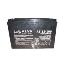 Скільки коштує Акумуляторна батарея ALVA AS12-100