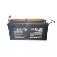 Скільки коштує Акумуляторна батарея ALVA AS12-150