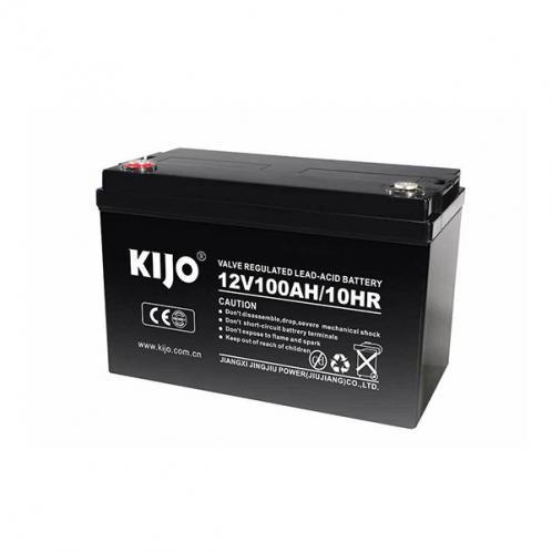 Необслуживаемая аккумуляторная батарея Kijo JDG 12-100 12В 100А/ч