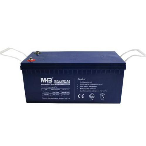 Аккумуляторная батарея MHB MNG 200-12 GEL