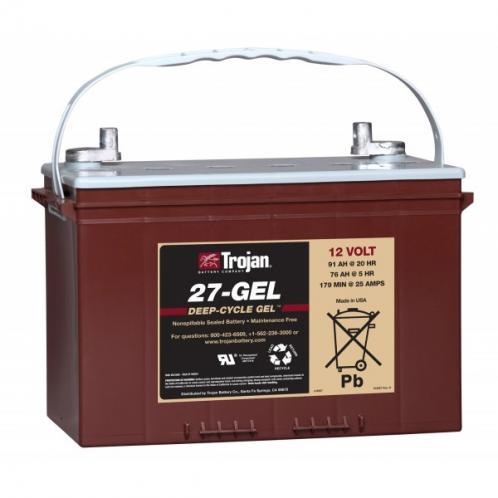 Акумуляторна батарея Trojan 27 - GEL