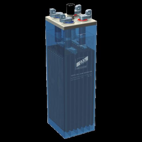 Акумуляторна батарея FAAM 2STA55-12 (2 OPzS 100-12V)