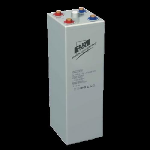 Акумулятор FAAM 4STG50-2V (4OPzV200-2V) герметичний необслуговуваний