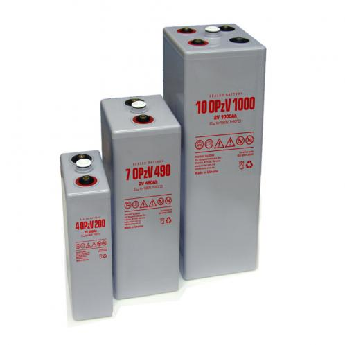 Аккумулятор 6 OPzV 300 герметичный необслуживаемый