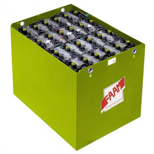 Аккумулятор FAAM 2TTM500 2 PzS 180