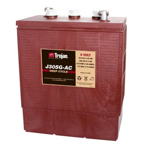 Акумуляторна батарея Trojan J305G-AC