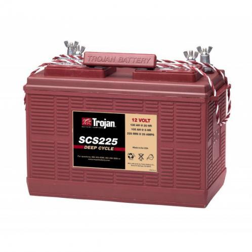 Акумуляторна батарея Trojan SCS225 (для човнів і будинків на колесах)