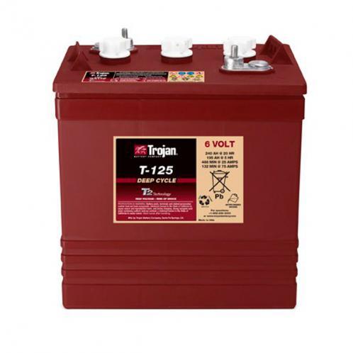 Акумуляторна батарея Trojan T125