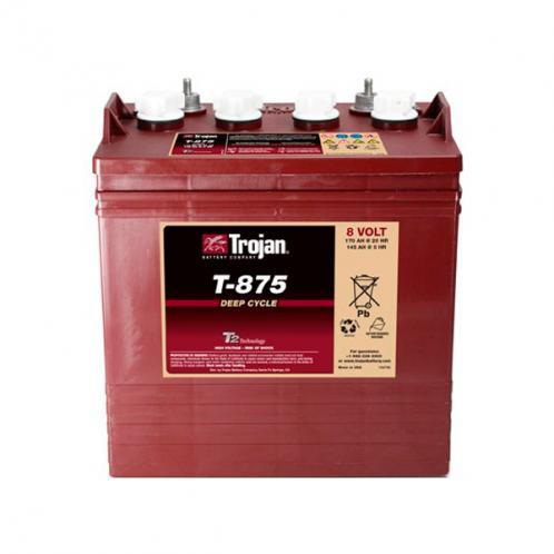 Акумуляторна батарея Trojan T875