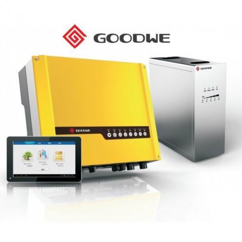 Гибридный инвертор GOODWE GW5048D-ES 4600Вт, 220В